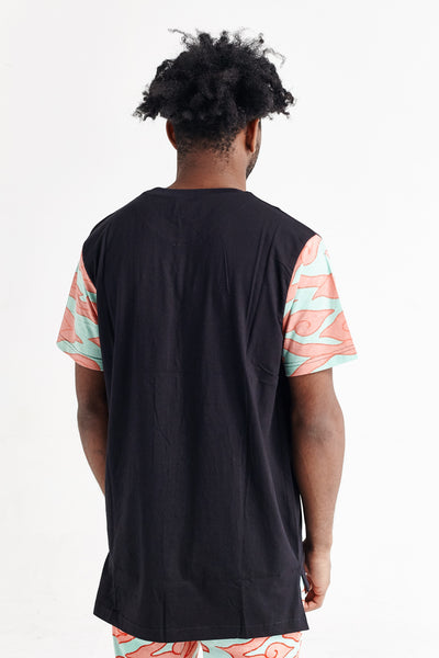 BATIK POCKET KENSINGTON TEE