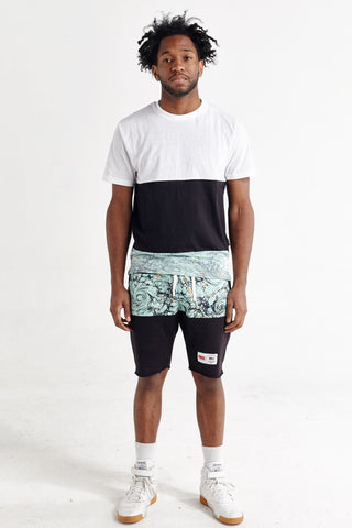 FRENCH CURL THOMPSON JOGGER SHORTS