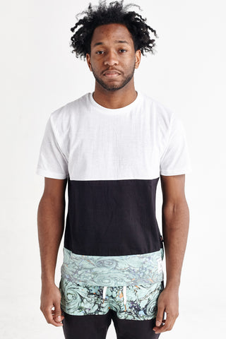 FRENCH CURL KENSINGTON TEE