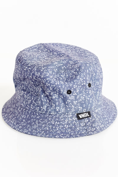 SCOTLAND BEACH BLOCKS BUCKET HAT