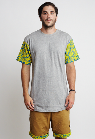ANCIENT PAISLEY TEE