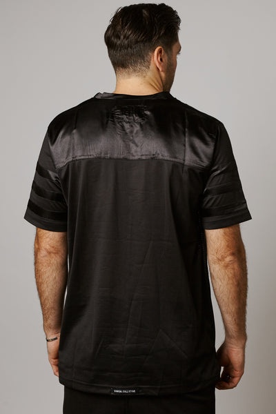 FUTURES SATIN MESH FOOTBALL JERSEY
