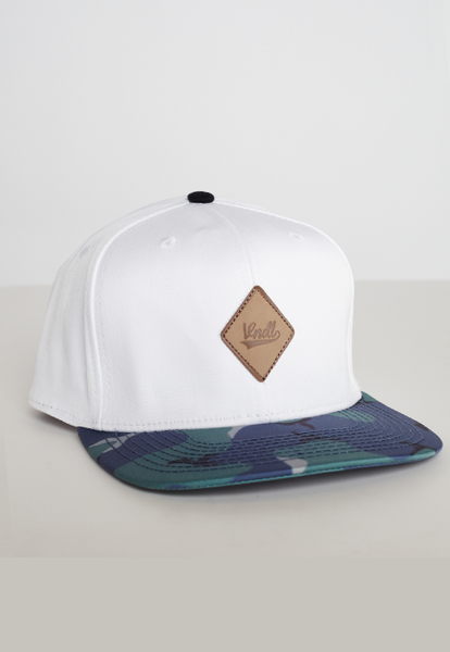 CAMO/TRIANGLES STRAPBACK