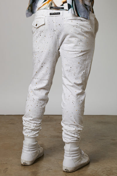 COMPOSITE TERRY FLEECE THOMPSON JOGGERS