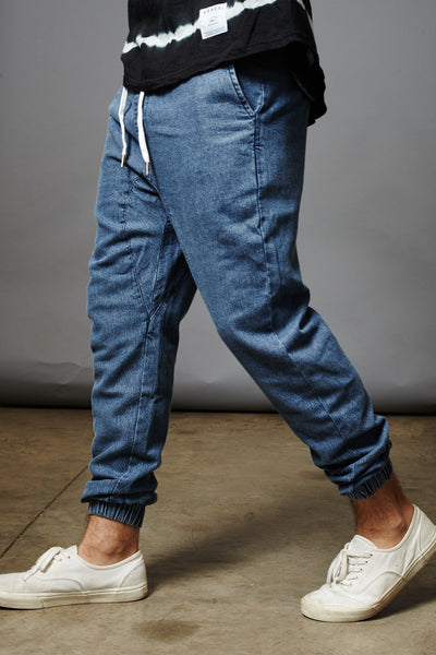 ACIWASH BLONDE THOMPSON JOGGERS
