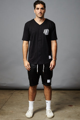 WORLDWIDE KNITTED BASEBALL JERSEY