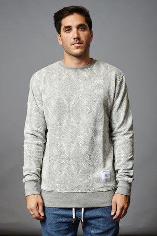 ORIENT ROYALTY FRENCH TERRY JUMPER