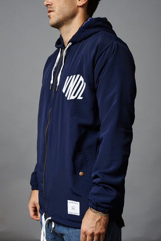 SS13 WORLDWIDE PADDED WINDCHEATER