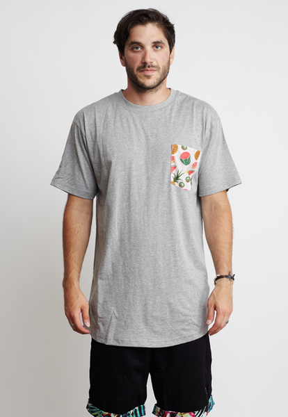 FRUITS POCKET TEE