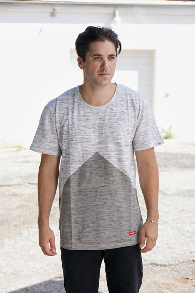 Marble Gon French Tee - GRY