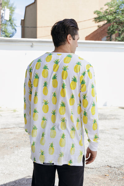 Fading Pineappels LS Tee