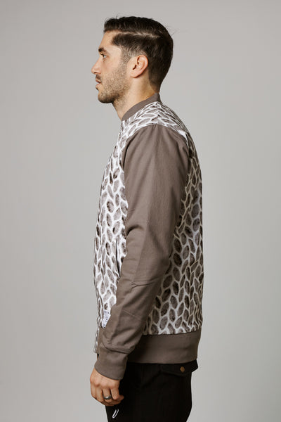 SPECULATIVE FINDINGS NEO BOMBER JACKET