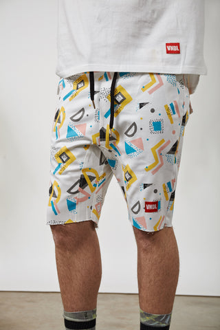 THE BEL-AIR PRINCE THOMPSON SHORTS