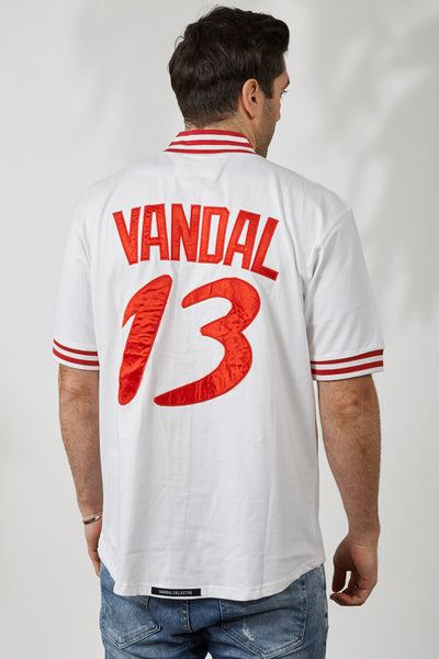 THE BAMBINO KNIT BASEBALL JERSEY