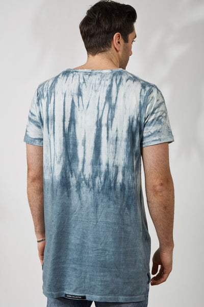 THE HALFIE STRIPEDYE KENSINGTON TEE