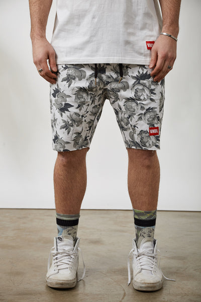 WATERFLORALS THOMPSON SHORTS