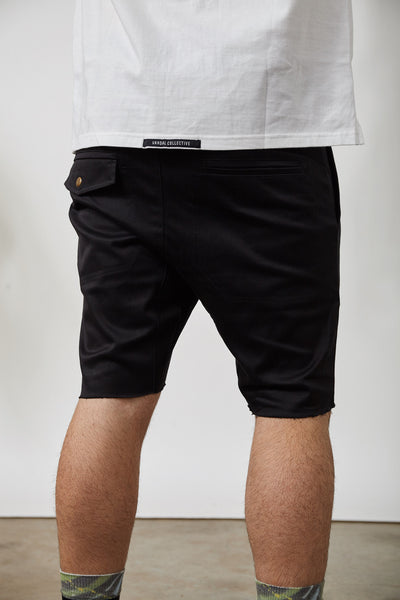 WORLDWIDE LOGO THOMPSON SHORTS