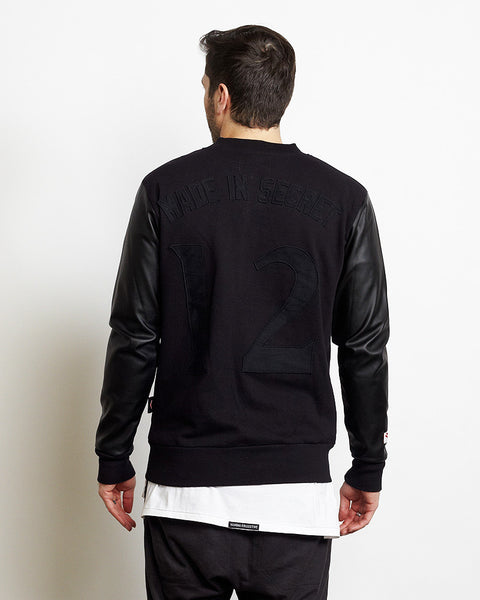 SECRET SOCIETY VARSITY JACKET