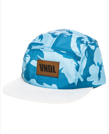 DPM BLUE CAMO VOLLEY