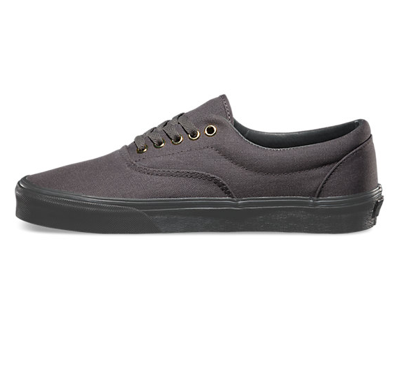 EXCLUSIVE Gold Mono Era Vans Classics - GRY