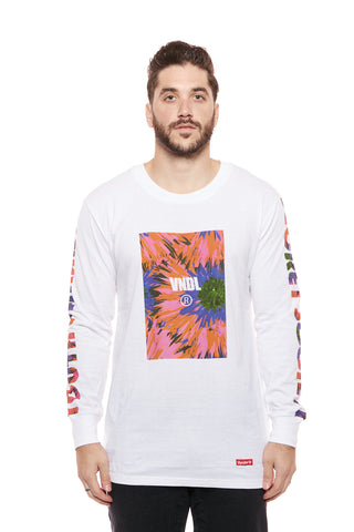 The Sunrise Logo LS Kensington Tee