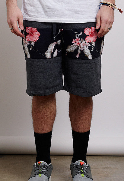 WALLFLORALS JOGGER SHORTS