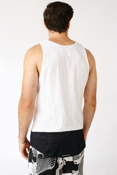 ELLINGTON PANELED HOUSTON TANK