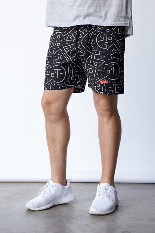 FOLLOWER THOMPSON SHORTS