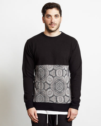 GEO SHAPES HAMPTON JUMPER