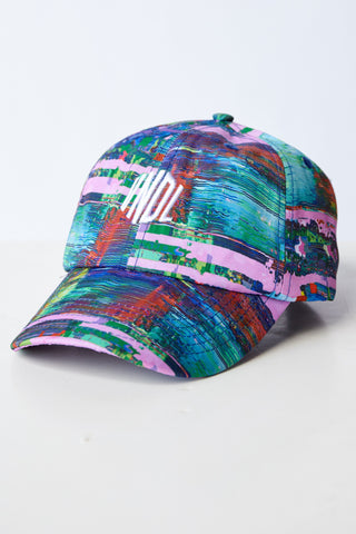 THE GLITCH DAD CAP