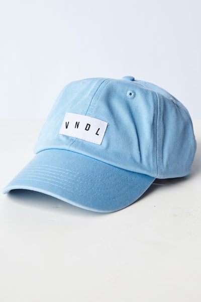 ICE BOY DAD CAP - BLU