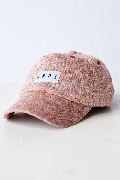 ICE BOY FRENCH TERRY DAD CAP - RD