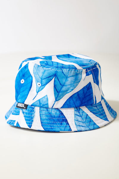AMERICANA LEAVES BUCKET HAT