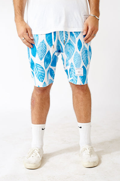 AMERICANA LEAVES THOMPSON JOGGER SHORTS