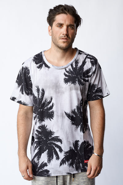 DISTANT PALMS KENSINGTON TEE