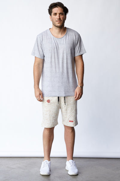 CROSS PANEL THOMPSON SHORTS