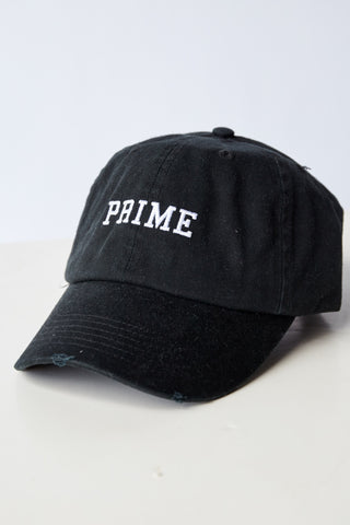 THE PRIME DAD CAP - BLK