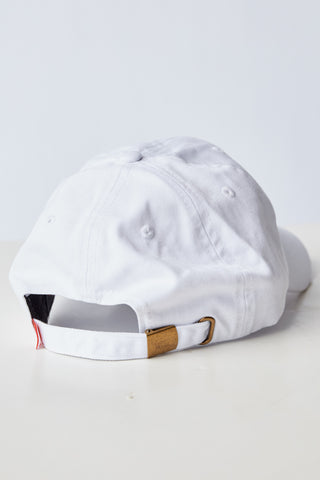 THE PRIME DAD CAP - WHT