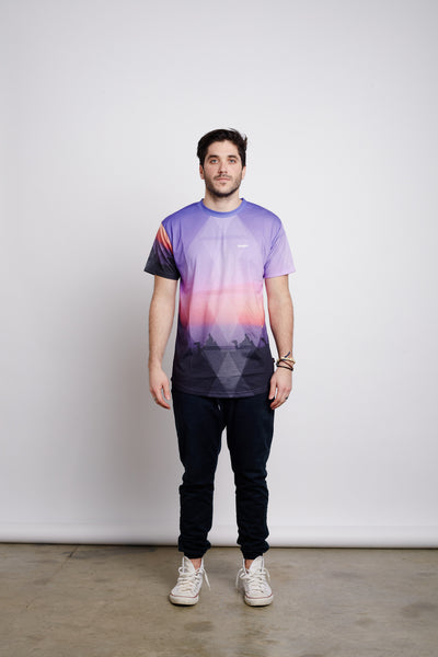 LOST PYRAMIDS TEE