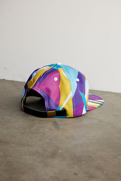Sunset 80's Strapback