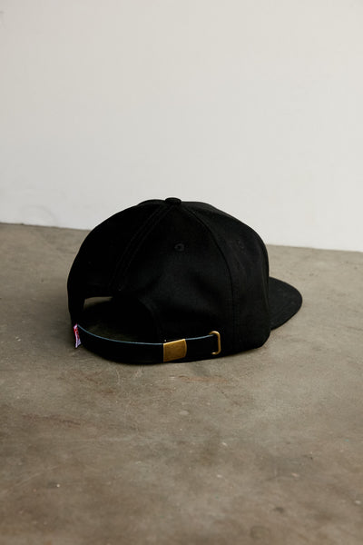 Registered Worldwide Strapback - BLK