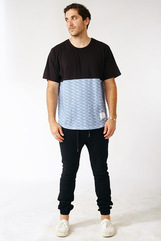 OMNI WAVES KENSINGTON TEE