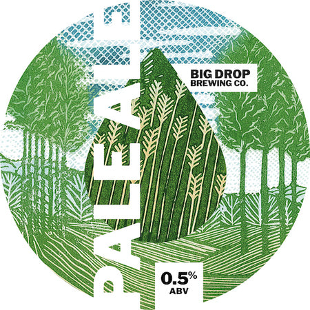Big Drop CITRA 330ml 0.5%ABV