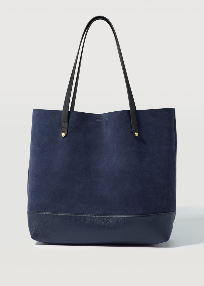 Midnight Two Tone Bespoke Tote