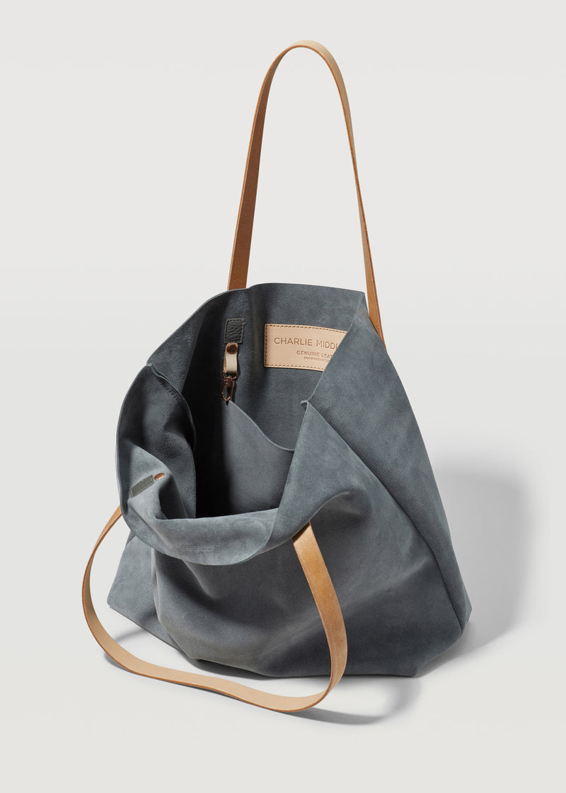 Oliphant Suede Bespoke Tote