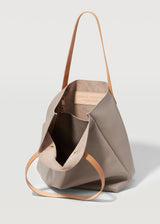 Taupe Vogue Bespoke Tote