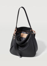 Black Nappa Billie Shoulder Bag