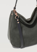 Slate Two Tone Billie Shoulder Bag