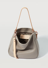 Taupe Vogue Billie Shoulder Bag
