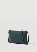 Bottle Nappa Dual Zip Crossbody